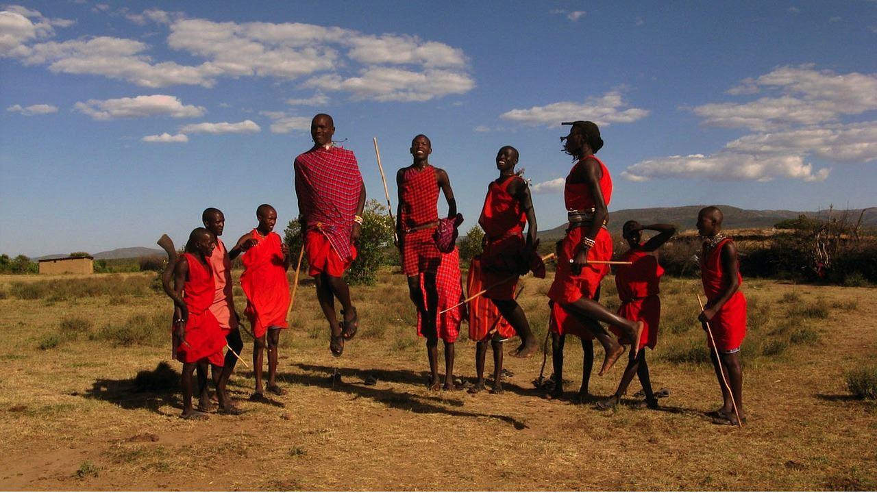 maasai in Kenya