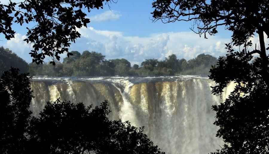 victoria waterfalls
